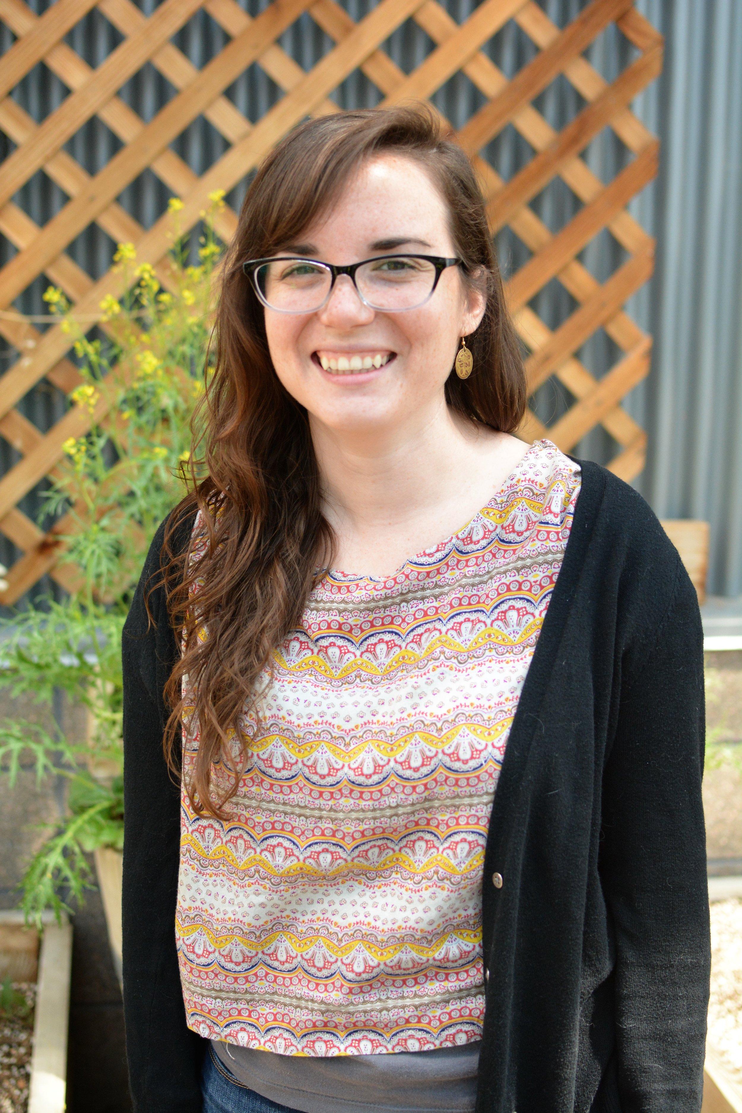Rubea Stouppe , Grant Writer