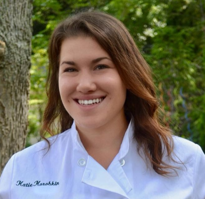 Katie Korobkin Owner - Sweet Potato Catering - Chef Katie attended The Culinary Institute of America where she spent two years training in both classical and cutting edge techniques. In 2013, after graduating with a degree in culinary arts, she moved to Colorado where she was introduced to mountain American cuisine. She then moved on to a 5-star, 5-diamond property in Park City, Utah and then on to a boutique Mediterranean restaurant. Her 10 years of training and experience has lead Chef Katie back to Sandusky to create Sweet Potato Catering.