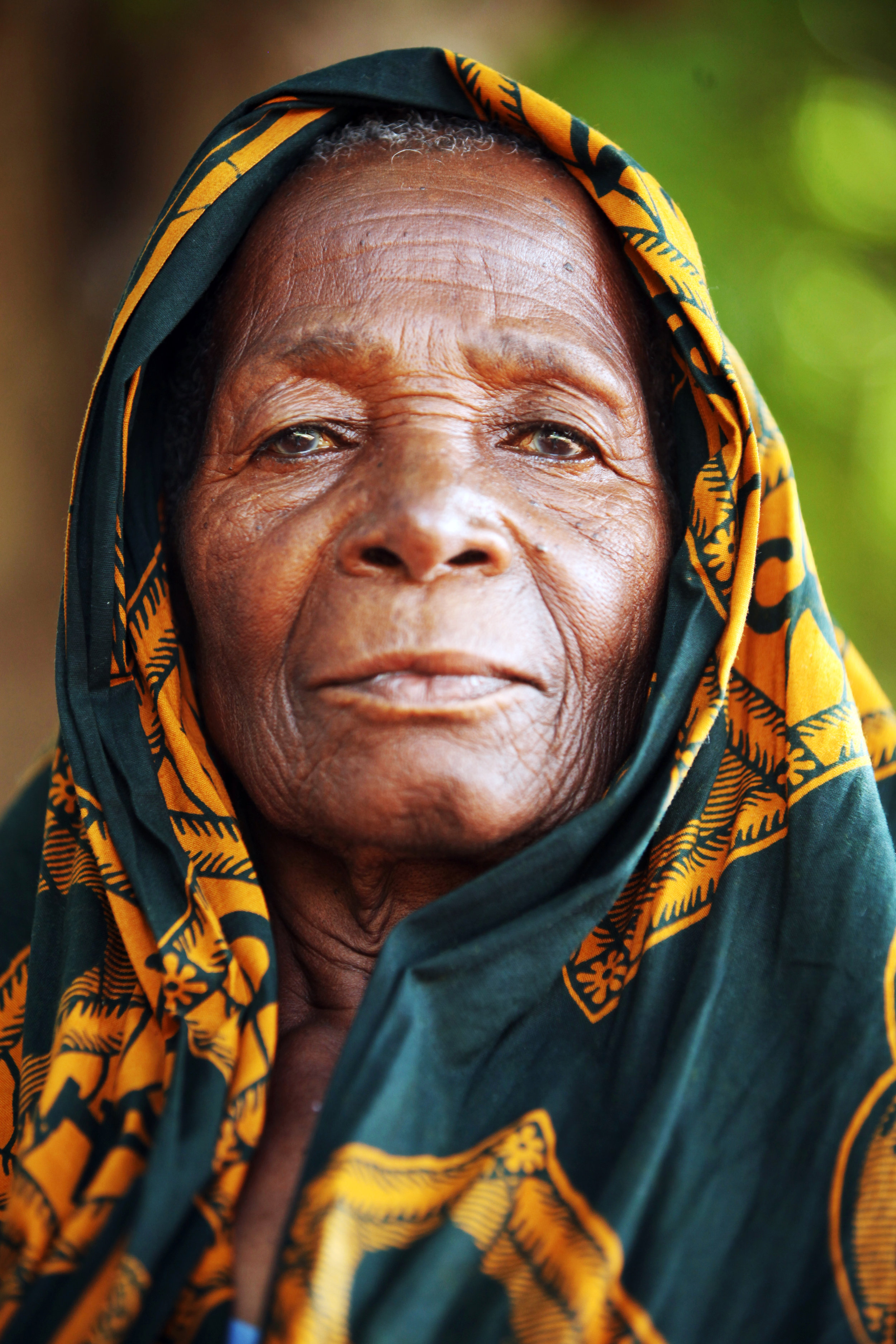 Stigma and inaccessible services means women can live with fistula for decades without treatment. Photo credit: Benjamin Eagle