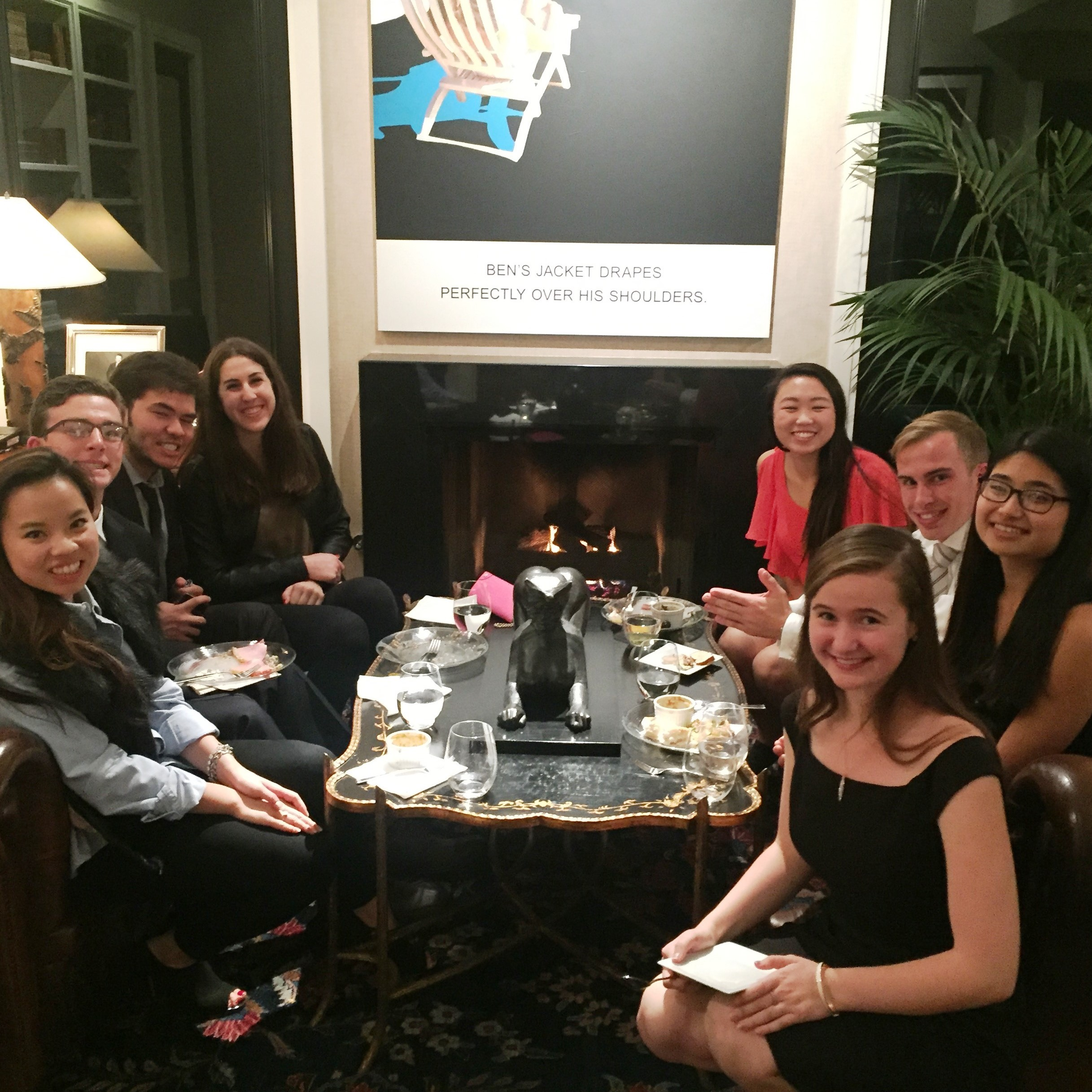 KLI Event: Reflections on Private Art Collection - KLI board member invites CMC students involved in KLI to their house.Read More→