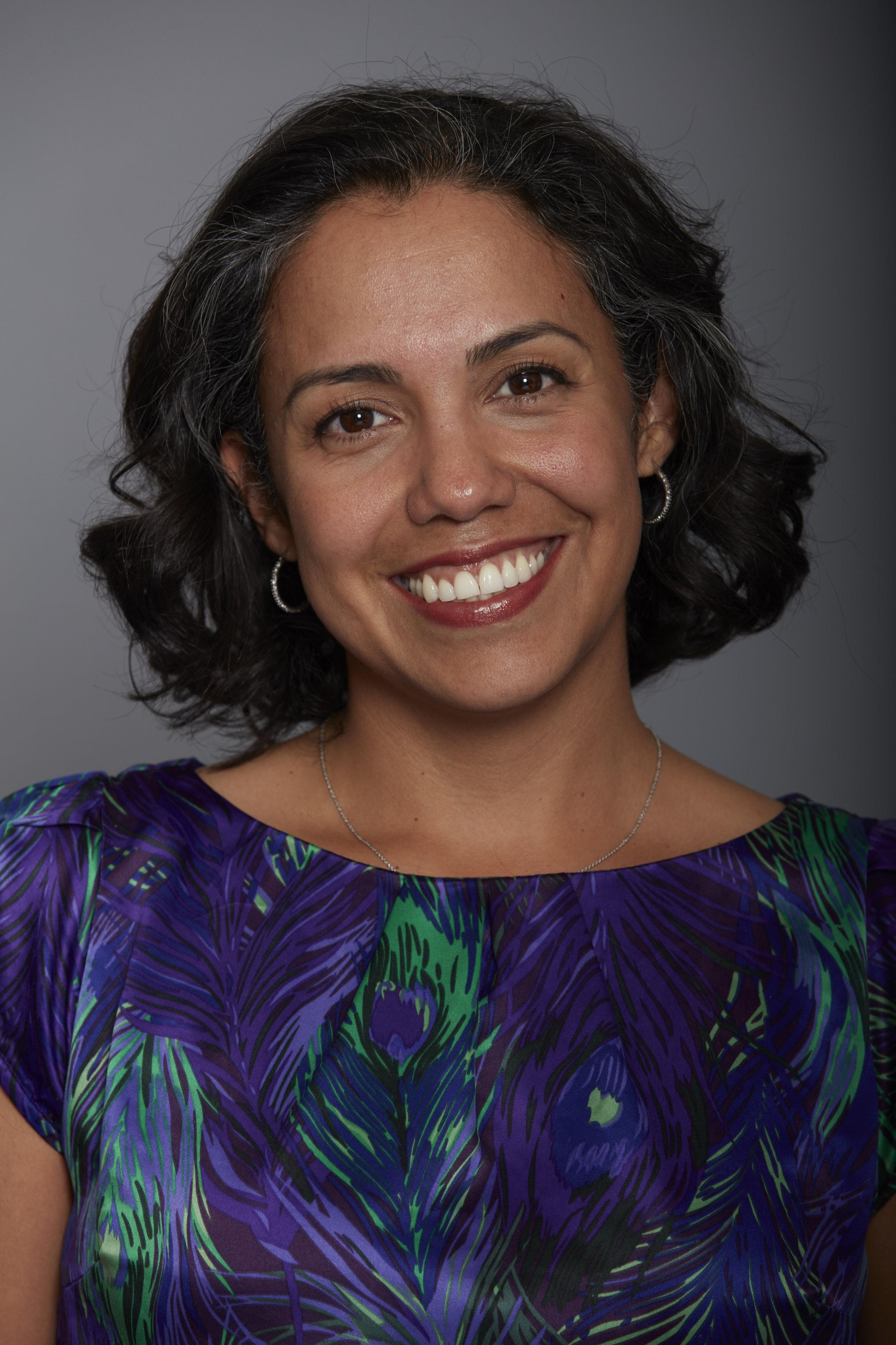 Margarita Luna  is the Senior Program Manager, Eastern Coachella Valley at The California Endowment