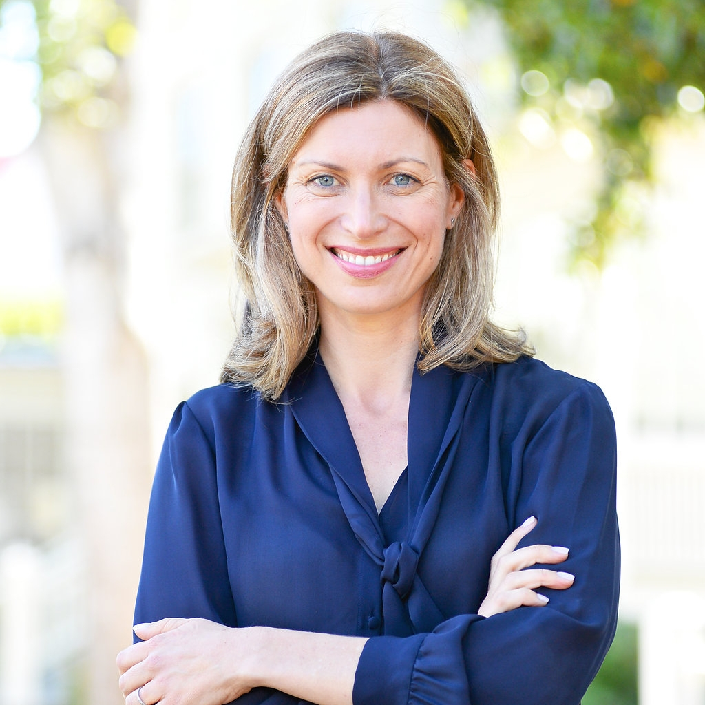 Kathleen Kelly Janus  is a lecturer at Stanford University and co-founder of Spark,