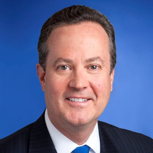 "Congratulations to Douglas Peterson '80 P'14 P'15, Chairman of KLI's Advisory Board, on receiving the ""Inclusive and Sustainable Business Award"" as President & CEO of S&P Global. This award is presented by BritishAmerican Business, the leading transatlantic business organization."