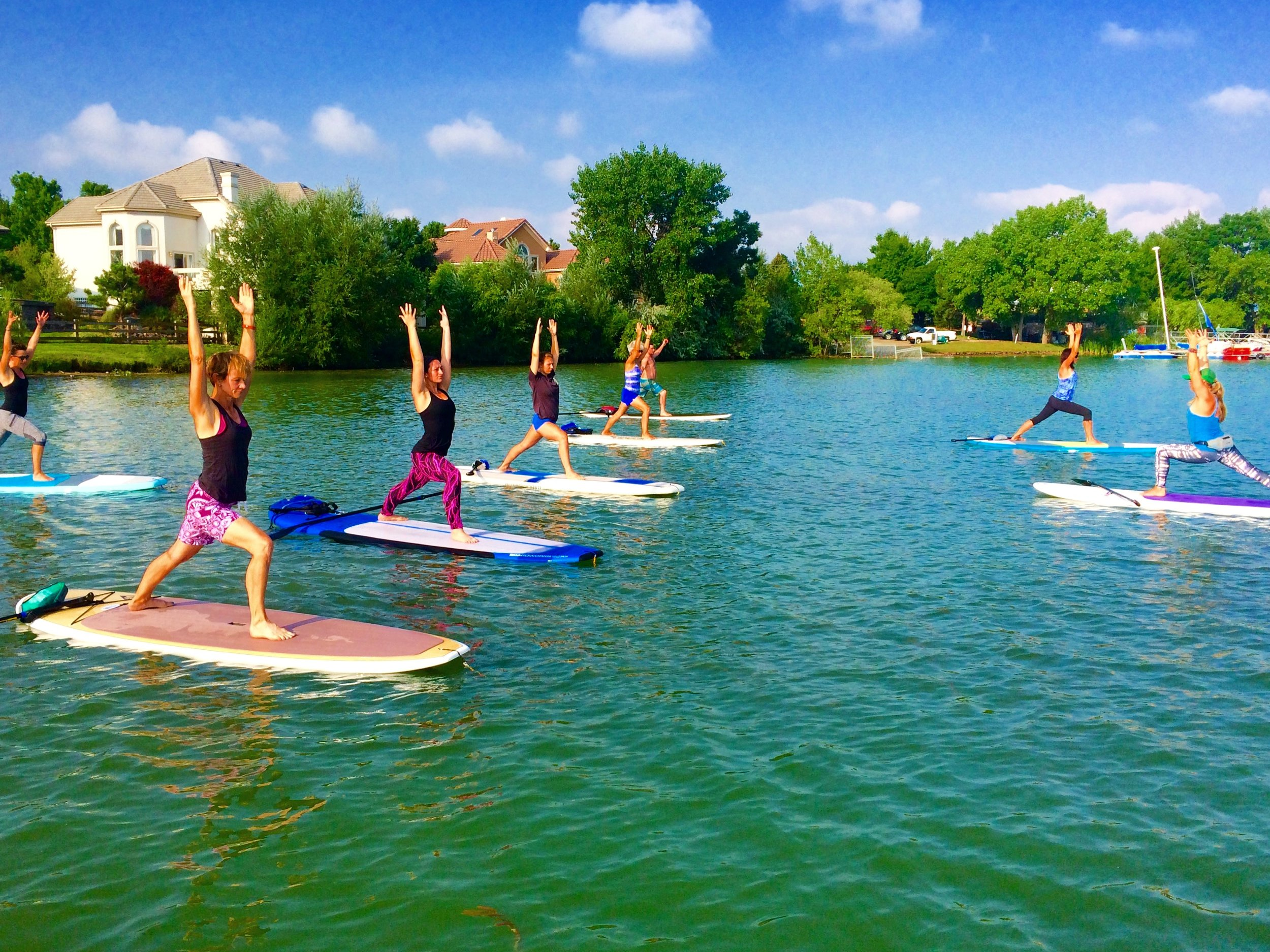 SUP + SUP Yoga Workshops - Join us on the water for a fluid, fun, and dynamic morning of SUP Yoga and paddling.January 12th: 8:00-11:30am, Wailua River, Kauai, Hawaii***Weekly classes on Kauai coming in January of 2019!