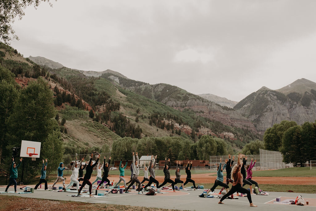 Treat yourslef in Telluride- a ladies yoga, hiking, SUP Retreat - June 10th - 14th, 2020August 12th - 16th, 20204 Nights/5 Days in the San Juan Mountains, on the mat, on the water, and on the trails!