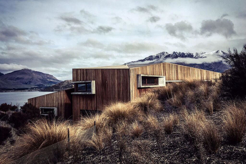 NETFLIX and builllld... - If you love architecture, design, and nature - check out