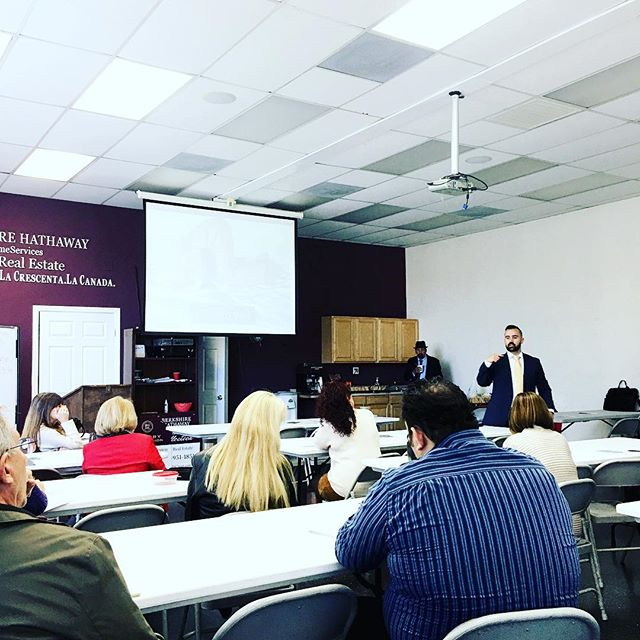 Learning tons about the upcoming tax changes. Are you ready?  ___________ #mondaymotivation #monday #tax #bhhs #bhhscrest #roberthall #realty #realtor #realestate #realestateagent #realestateinvestor #losangeles #losangeleshomes #losangelesrealestate #larealestate #mondaygrind