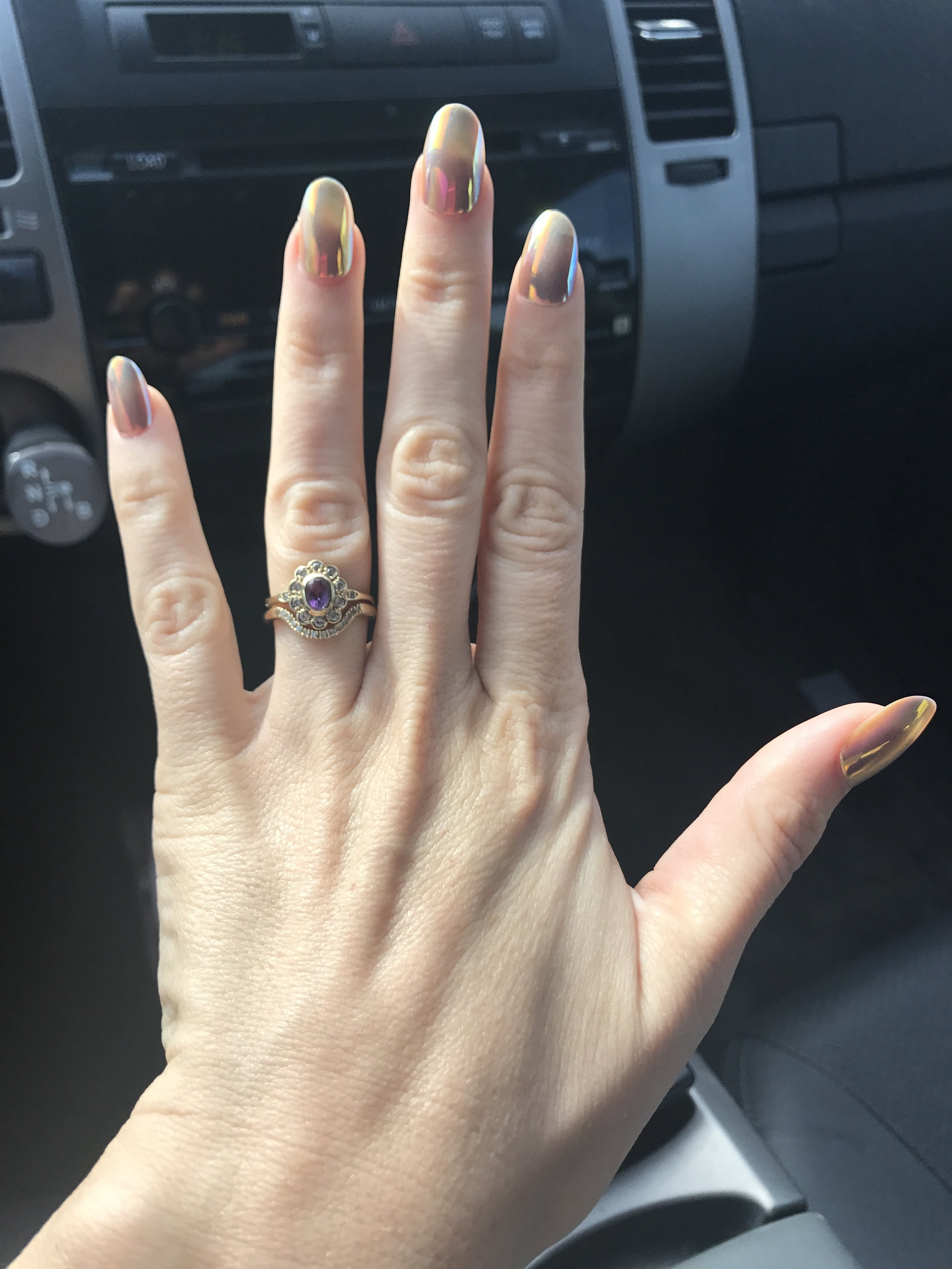 Lime Crime Nails - In Camel
