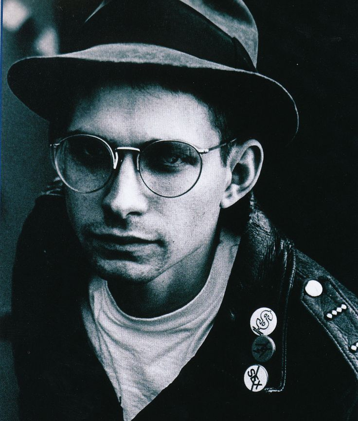 Steve Albini - My glasses hottie inspo