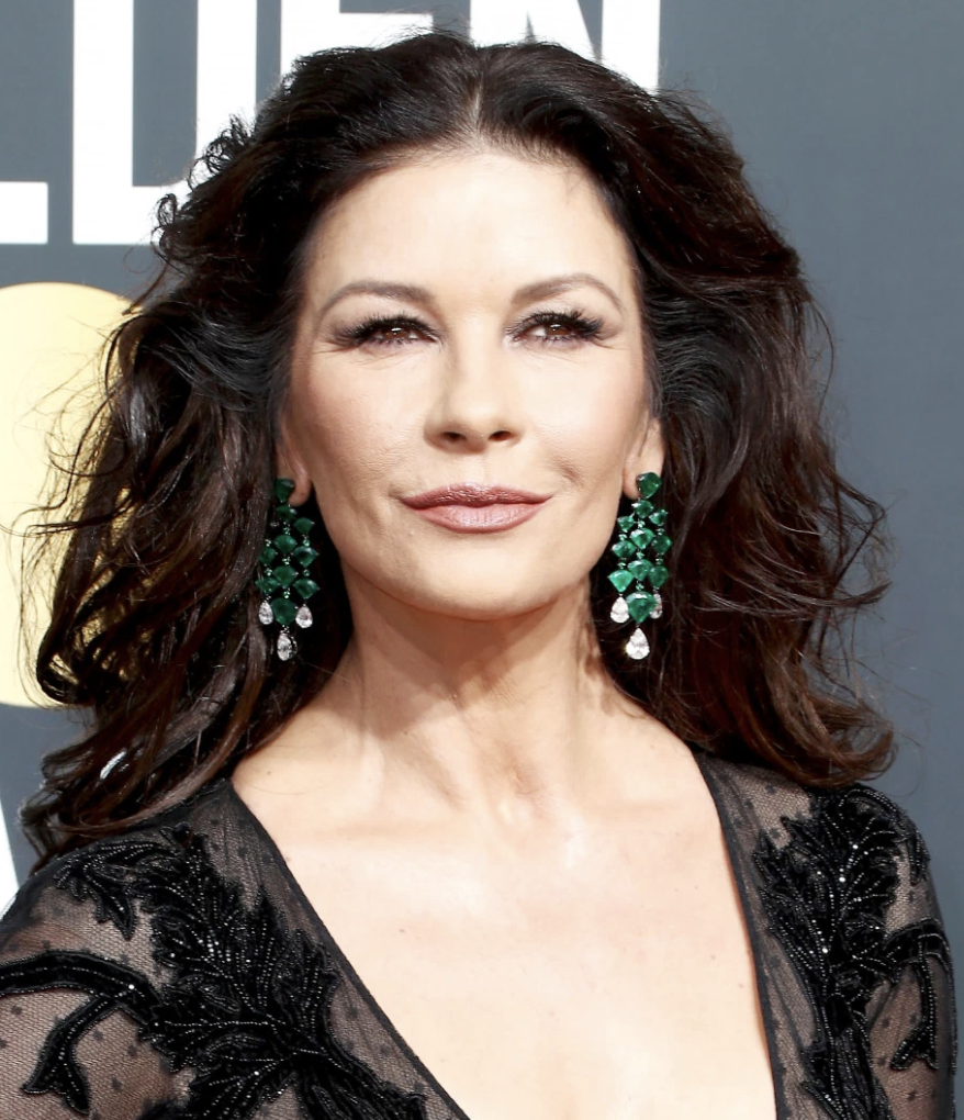 Catherine Zeta-Jones - Did everyone see my mom last night? she looked SO GORG. I wish I had inherited her perfectly-arched brows. Oh wait, I did, but I plucked them too much in 2002 and they are ruined!