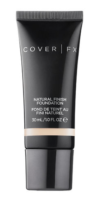 Foundation: Cover FX Natural Finish for Coverage