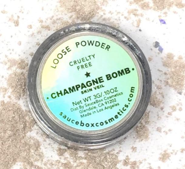 Highlighter: Saucebox Champagne Bomb