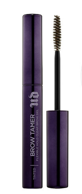 set with Urban Decay Brow Tamer