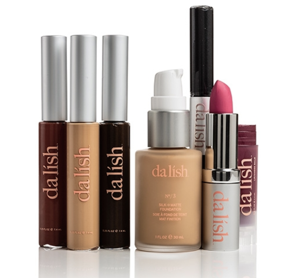 Da'Lish Cosmetics- Woman owned!  Clean Makeup for the Canadian hunnies
