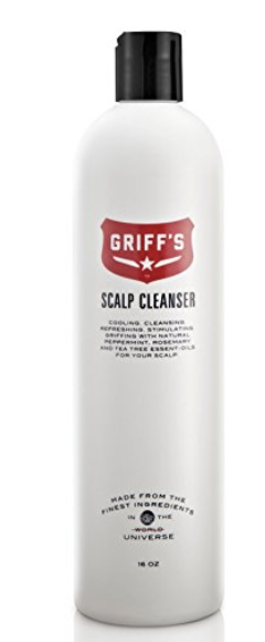 Griff's Scalp Cleanser