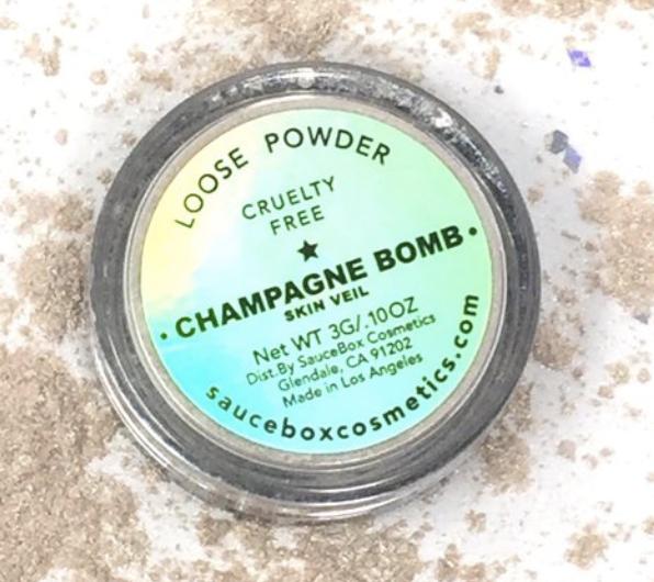 Saucebox Highlight Powder