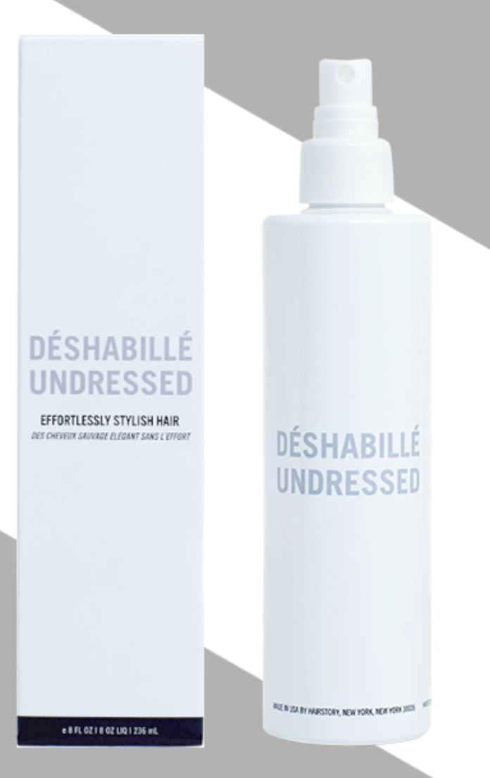 Hair story undressed wet texture spray
