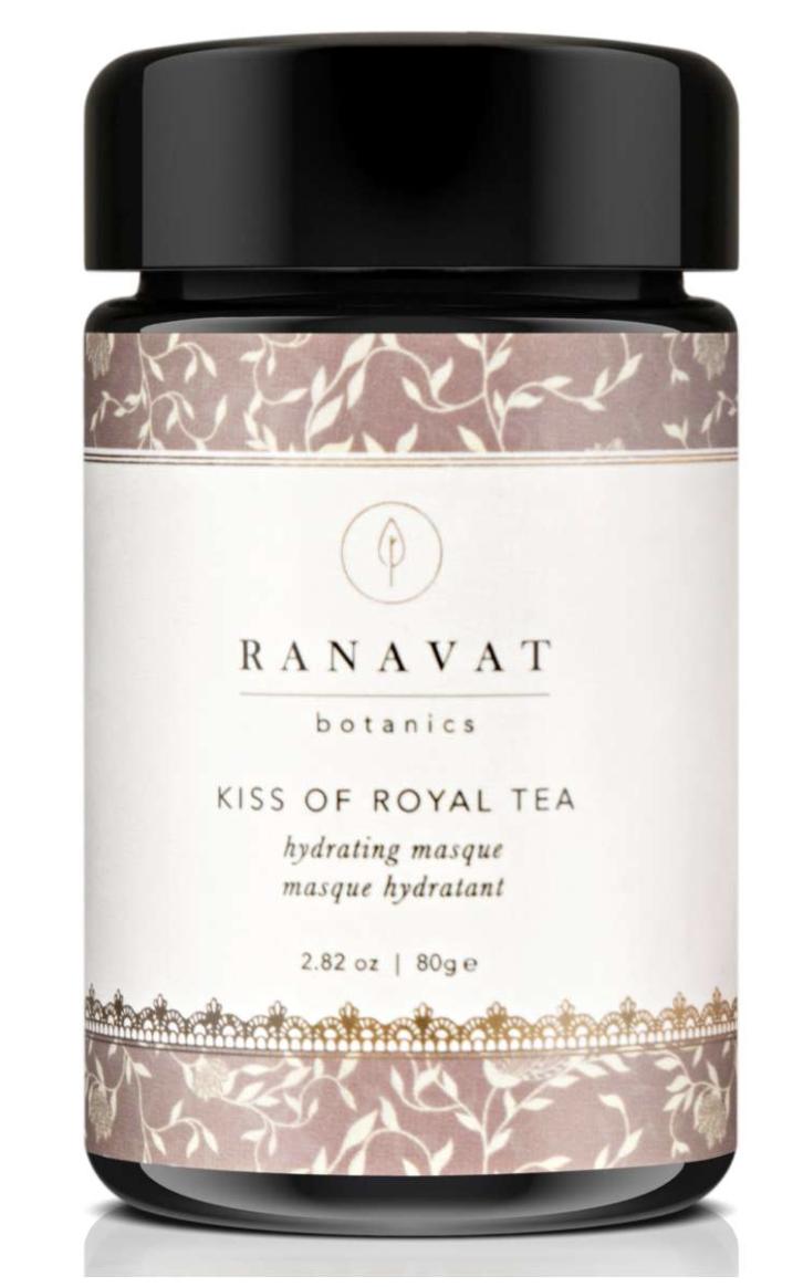 Kiss of Royal Tea Hydrating Masque