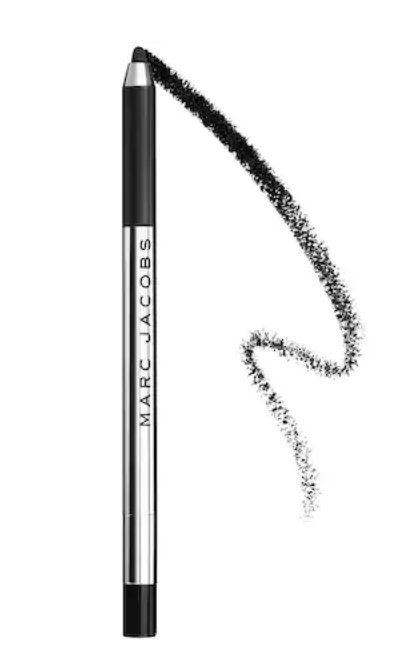 For a snatched and cruelty-free black liner in the water line, I recommend Marc Jacobs Highliner Gel Eye Crayon