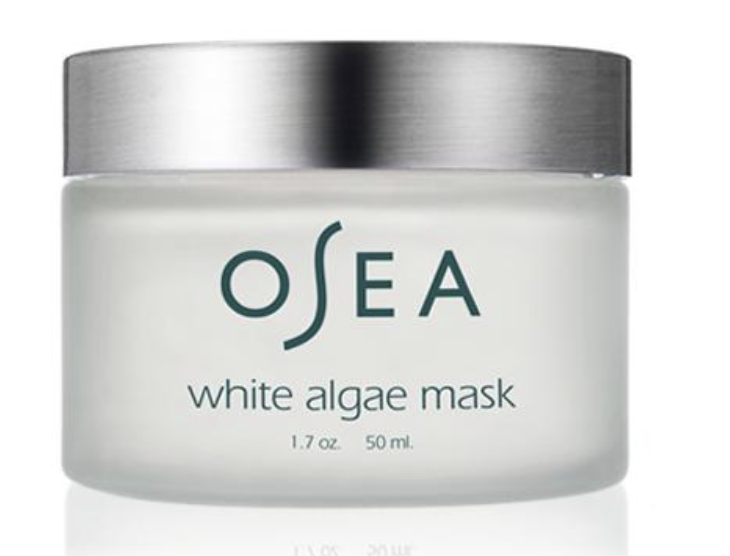 White Algae Mask - This mask plumps you UP, honey. If you are feeling dull and want a brighter, plumper and smoother mug, pop this on! It's also fun to mix with the Vitamin C probiotic face polish for a deep exfoliation moment and to up the brightening even more.