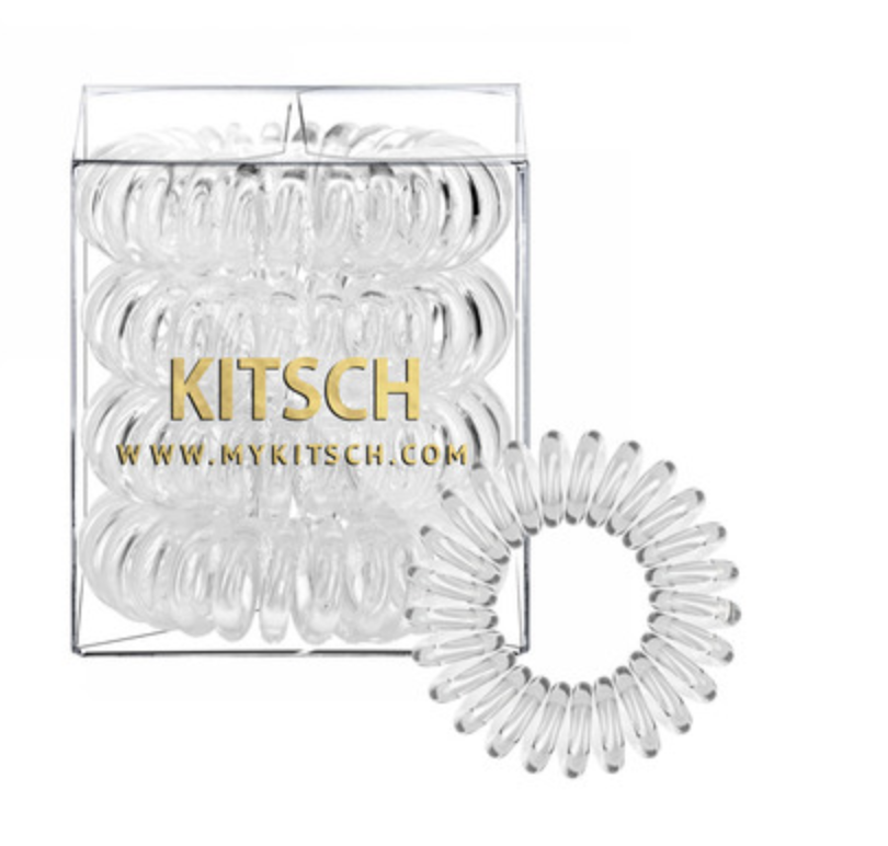 Kitsch coil hair ties