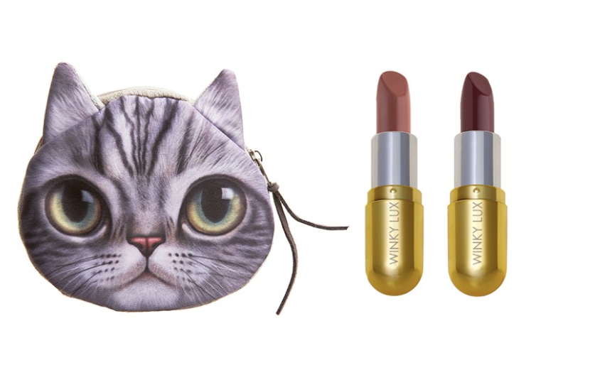 Winky Lux - Once again, this isn't on sale, but I think it's soooo cute. Winky Lux is a cruelty free brand with amazing formulas. I think a cat lipstick pouch needs to be in everyone's life.