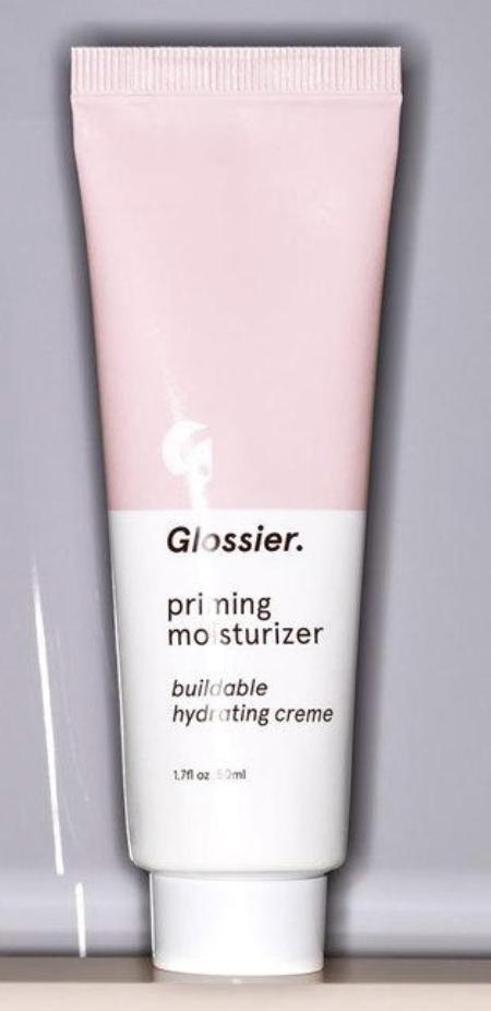 Glossier priming moisturizer