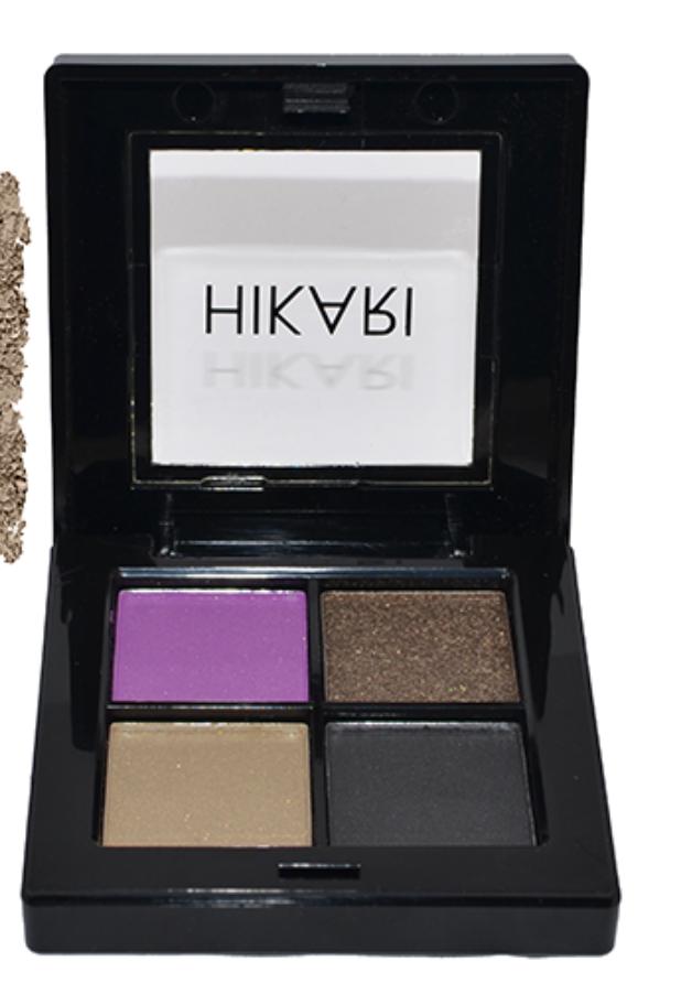 Hikari cosmetics Eyeshadow quad in Zoe