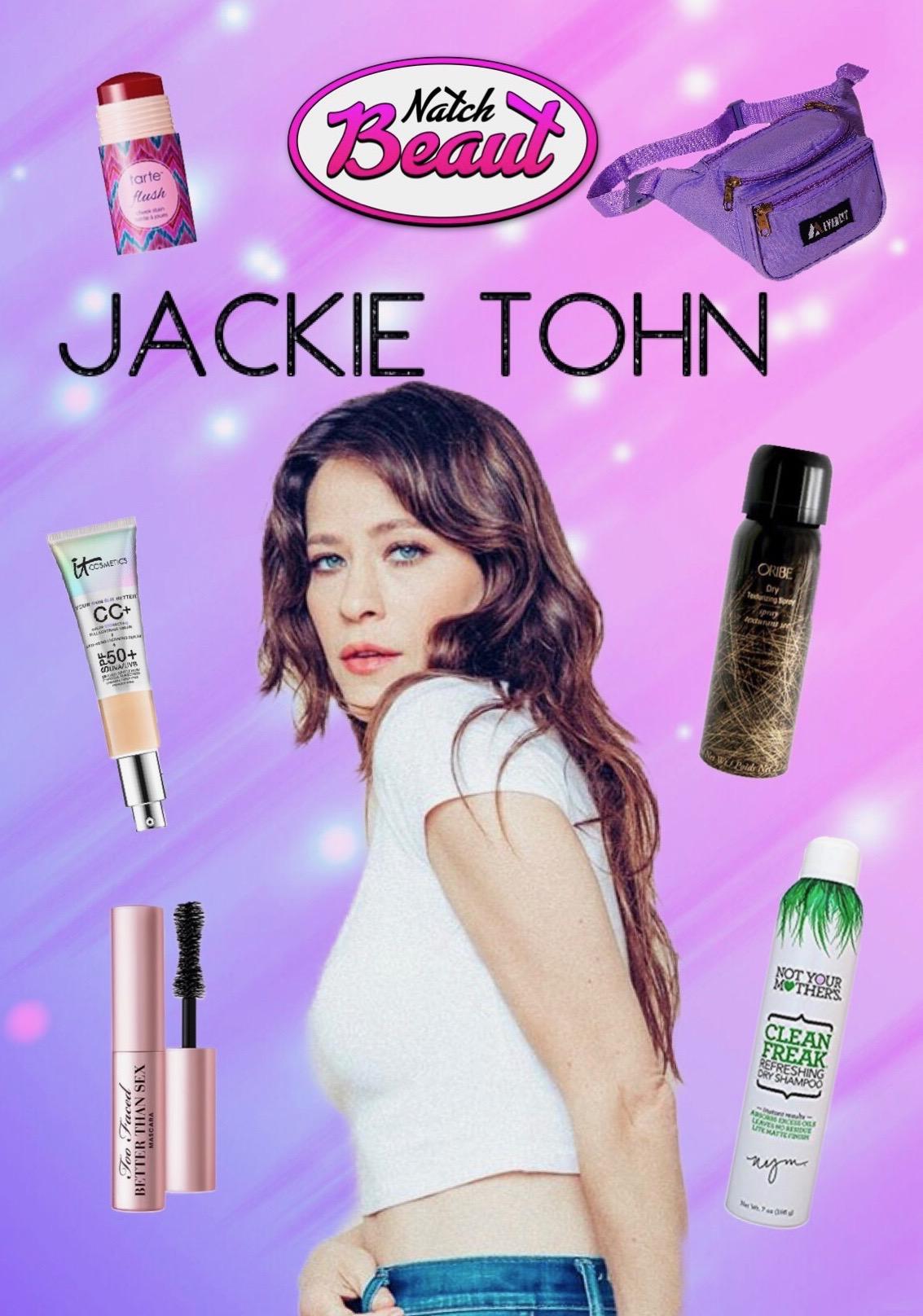 Jackie Tohn