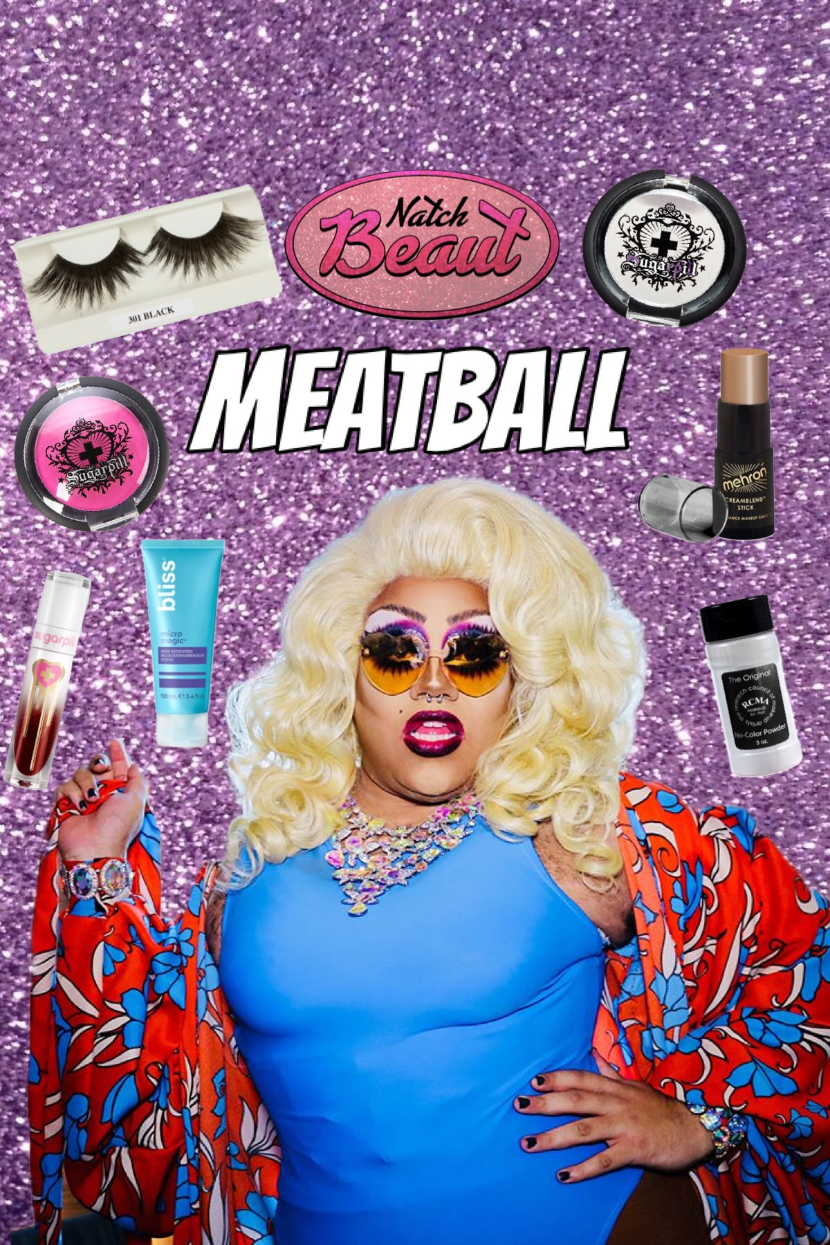 Drag Queen Meatball