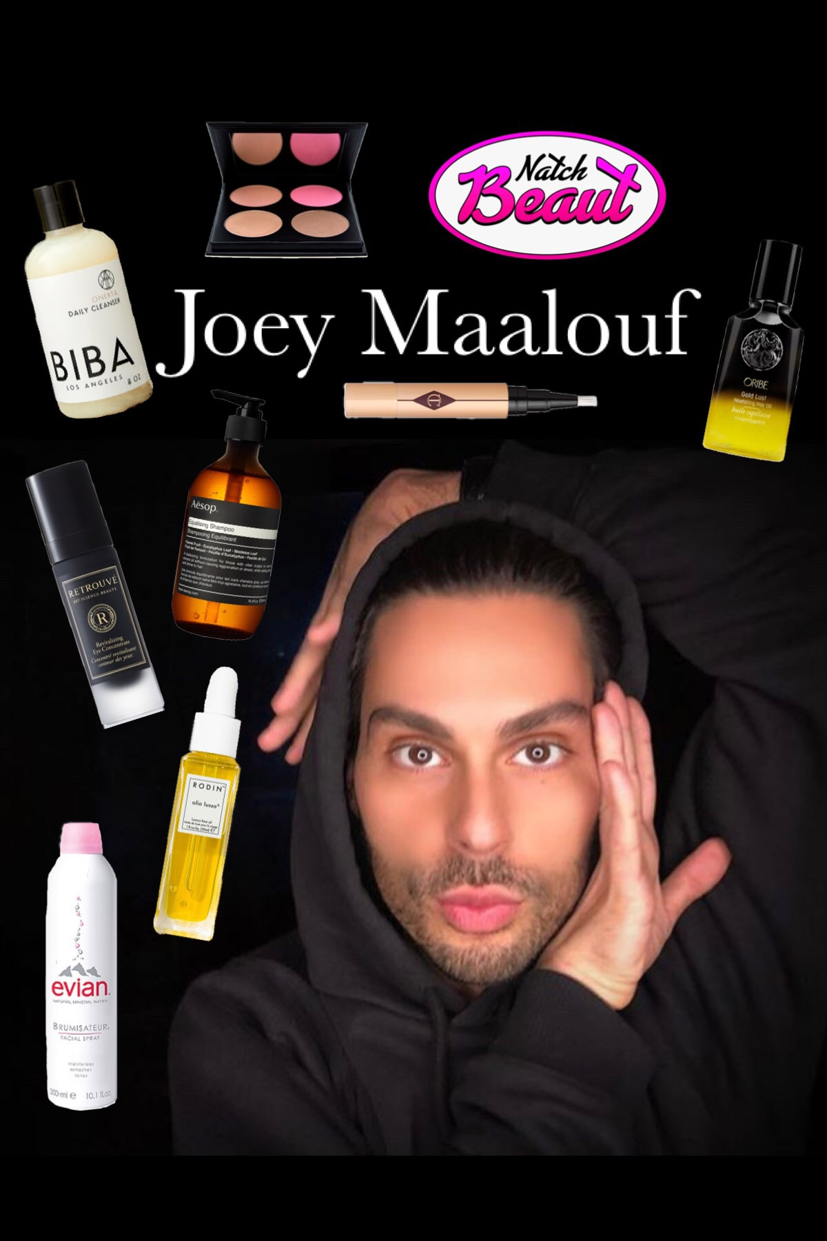 Makeup Artist Joey Maalouf