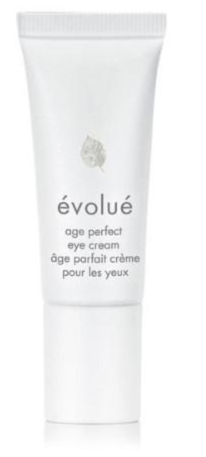 Evolue age perfect eye cream