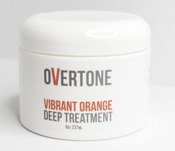 Overtone hair color conditioner
