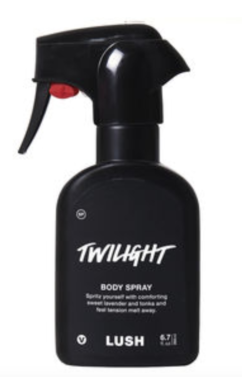 Lush twilight spray