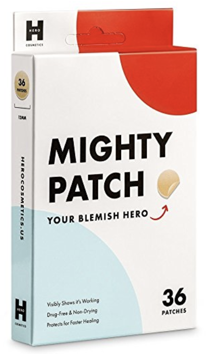 Mighty patch acne patches