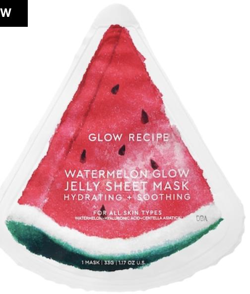Glow recipe watermelon sheet mask