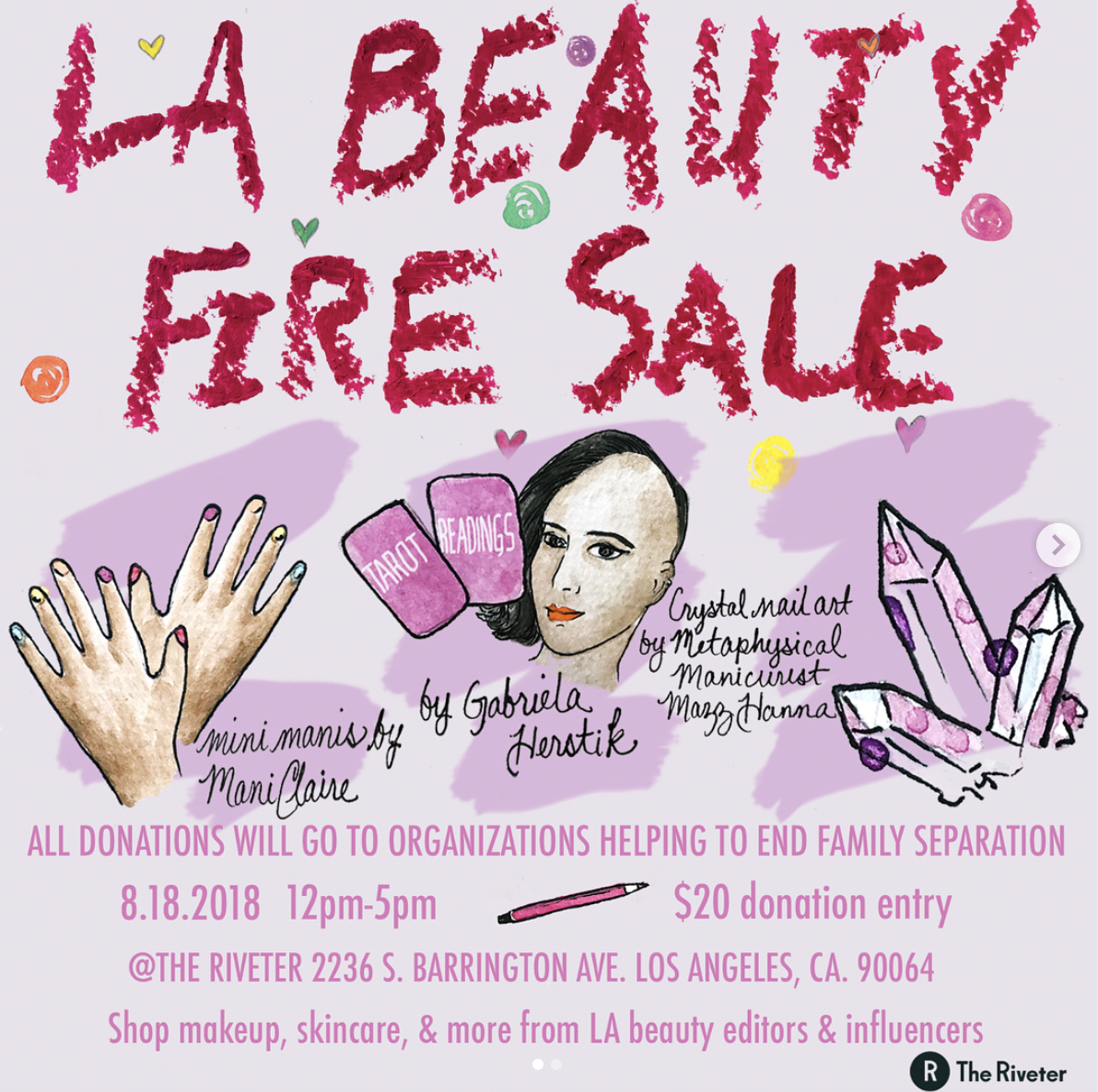 Los Angeles Hunnies - More info on the sale mentioned in today's episode.