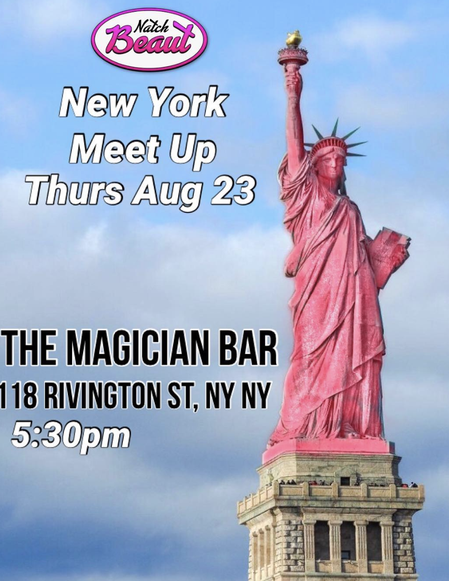 See you in NYC! - The official New York Hunnies meet up