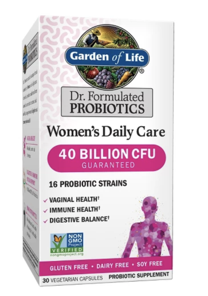 My Probiotic- Garden of Life Women's Daily Care