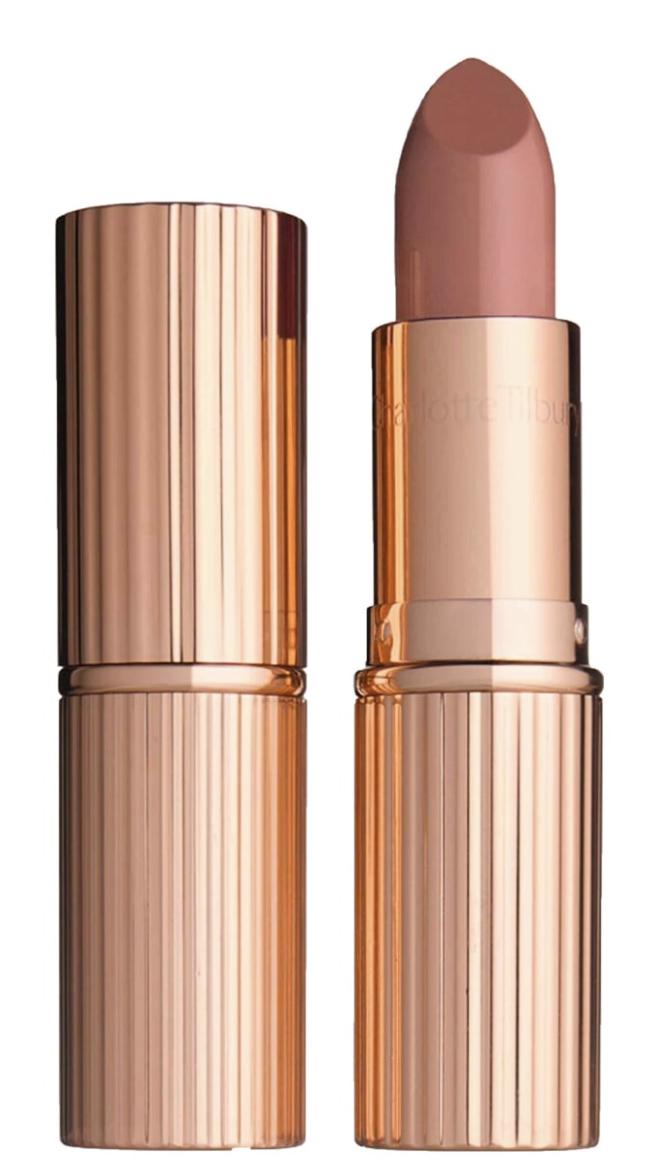 Charlotte tilbury Kissing lipstick in Penelope pink