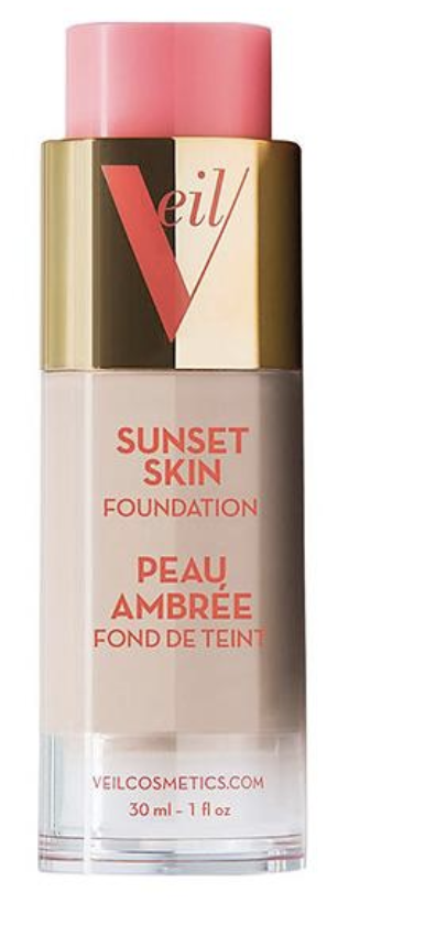 Veil cosmetics Sunset Skin foundation