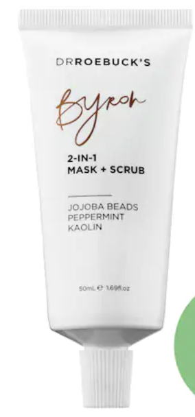 Dr. Roebuck's two in one mask scrub