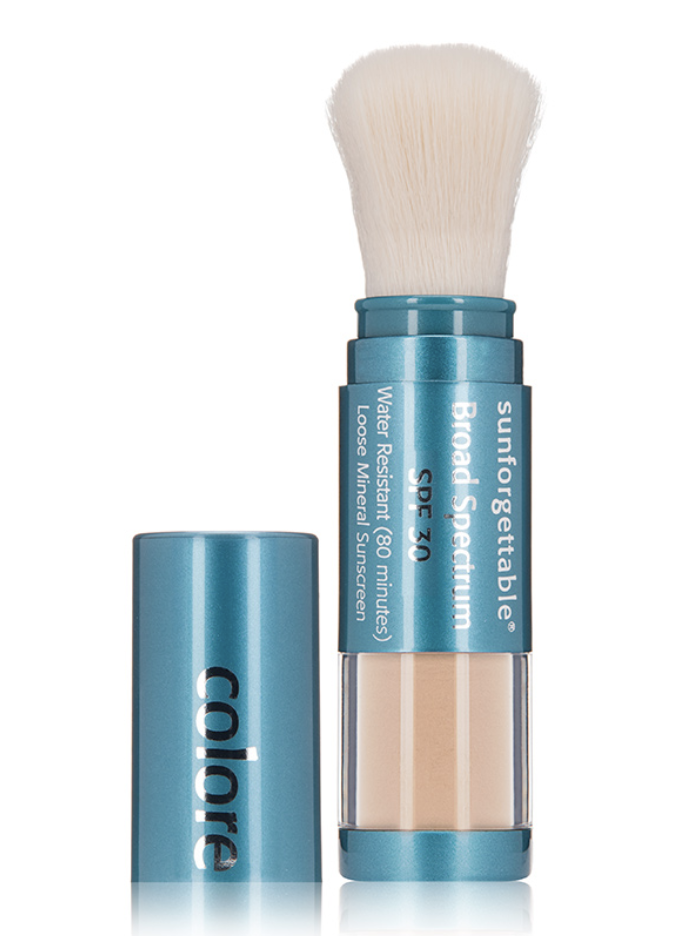 Color science Sunforgettable spf powder