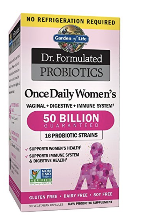 Garden of Life Once Daily Women's Probiotic