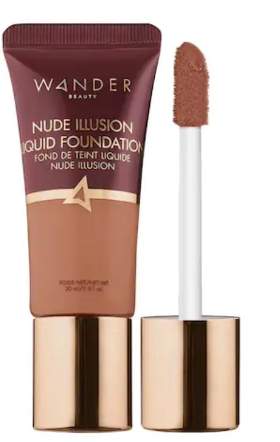 Wander Beauty foundation