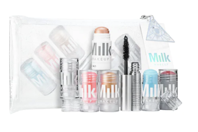 Milk Makeup Meet the Fam Bestsellers set