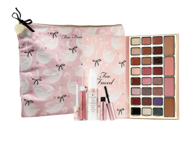 Too Faced Dream Queen Limited Edition Make Up Collection