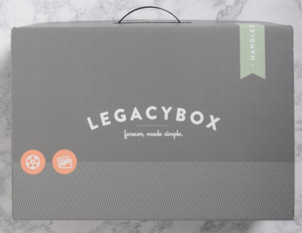 Legacy Box- 60% for Black Friday!