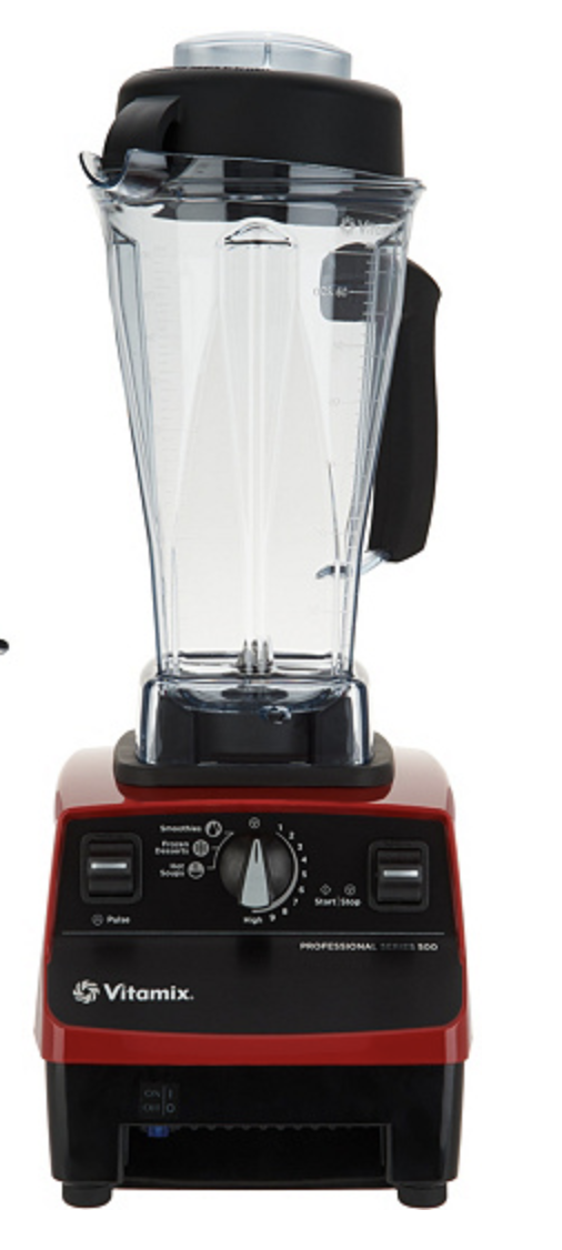 Vitamix Pro from QVC- Insanely discounted for Black Friday!