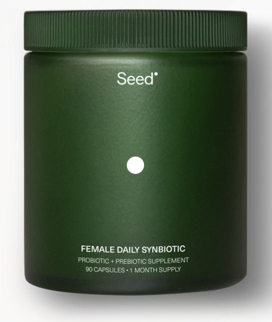 Seed Probiotics - 15% off with code NATCH